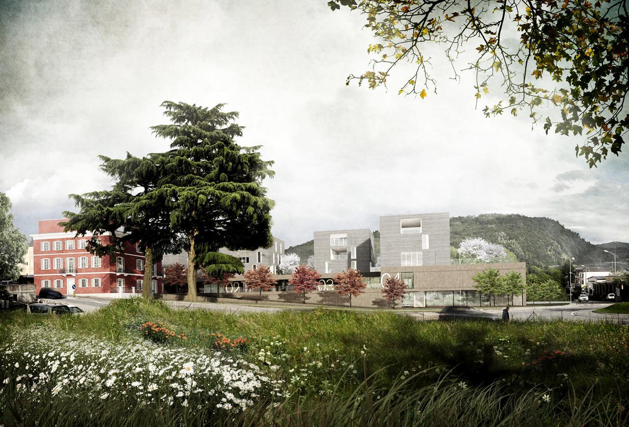 Centro multifunzionale Bioggio