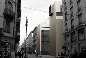 Edificio commerciale/residenziale Milano