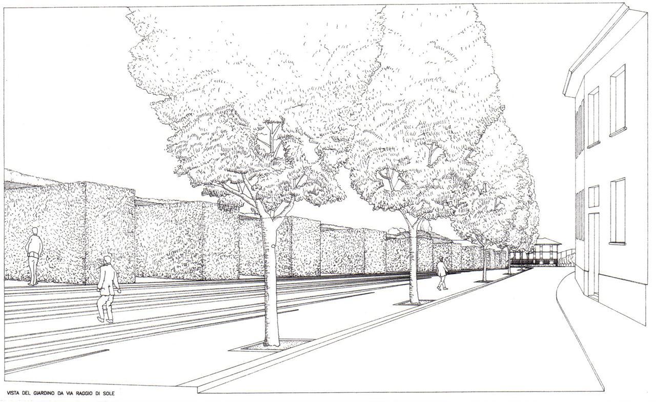 Barriera Trento Padova