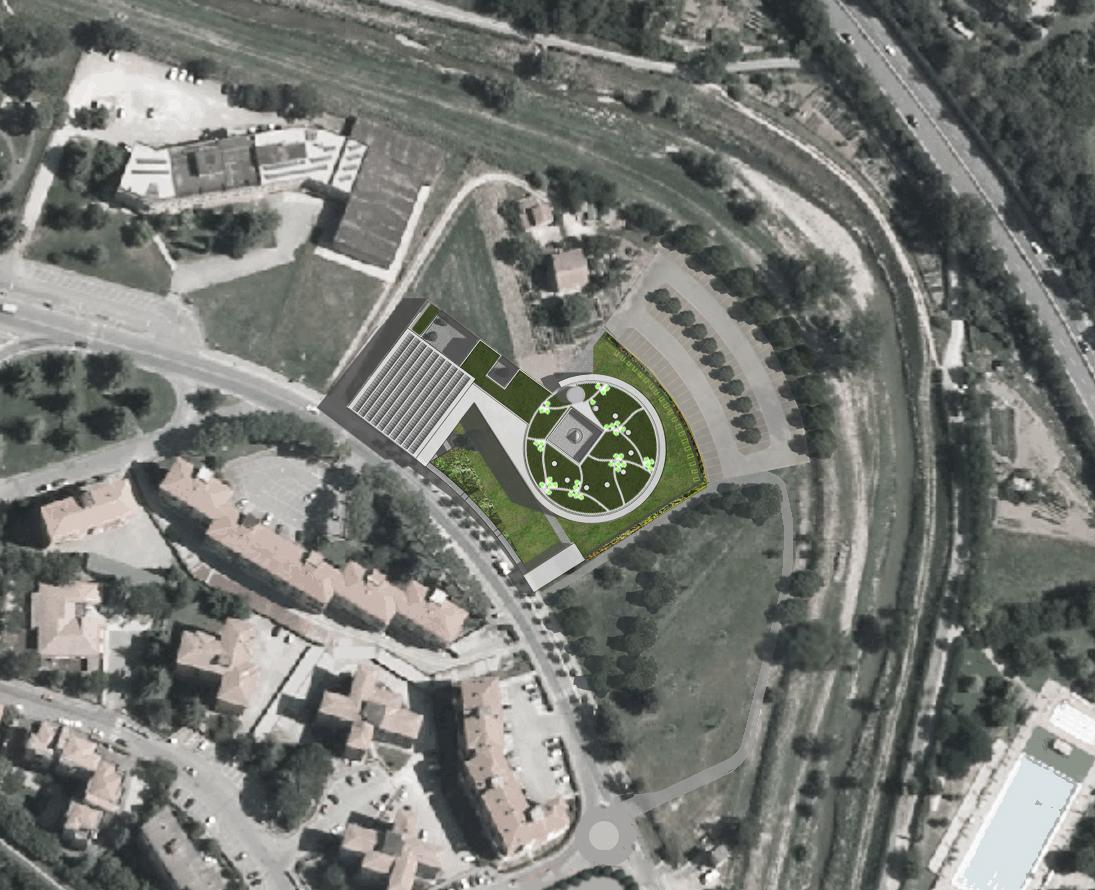 Scuola  a Poggibonsi (Siena)